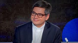 Eric Salobir. (FRANCEINFO)