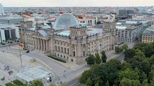 Allemagne : le Bundestag, un édifice politique historique et symbole démocratique (FRANCE 2)