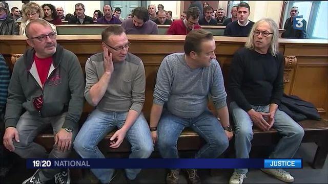 Procès de Goodyear : le spectre de la prison s'envole pour les ex-salariés