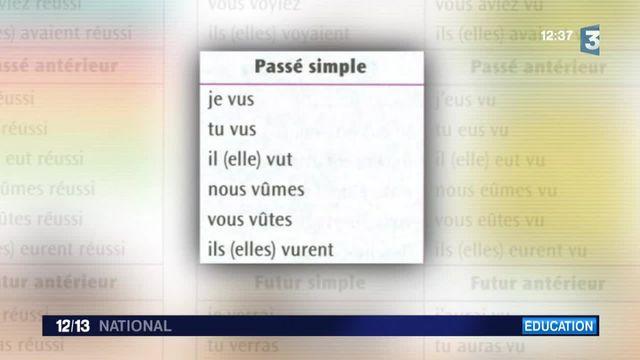 La grossière erreur de conjugaison dans un manuel de français
