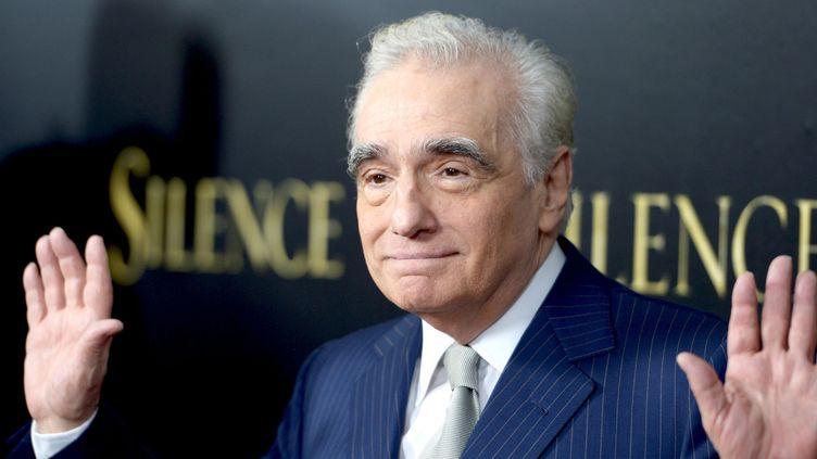 Le réalisateur Martin Scorsese, janvier 2017 à Los Angeles  (Matt Winkelmeyer / GETTY IMAGES NORTH AMERICA / AFP)
