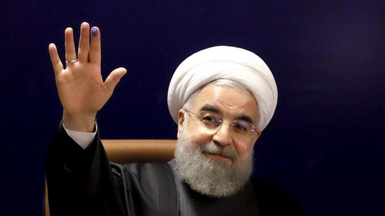 (le président iranien Hassan Rohani en décembre 2015 © REUTERS /)