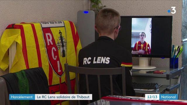 Pas-de-Calais : le RC Lens et ses joueurs se mobilisent pour un jeune supporter harcelé