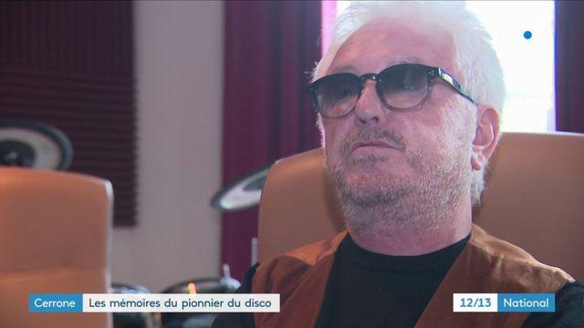 Marc Cerrone : les mémoires du pionnier du disco