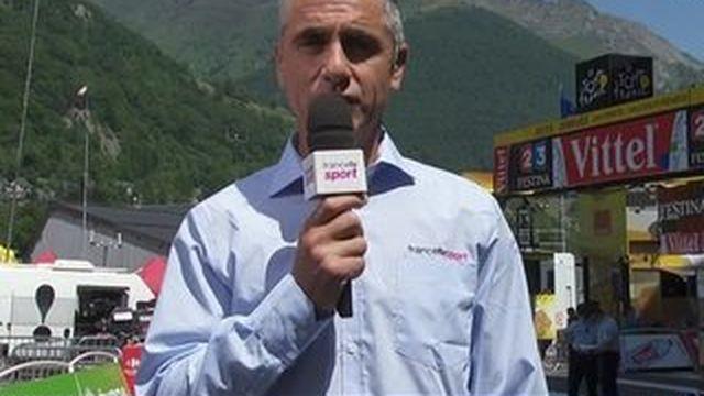 Tour de France : l'analyse de Laurent Jalabert