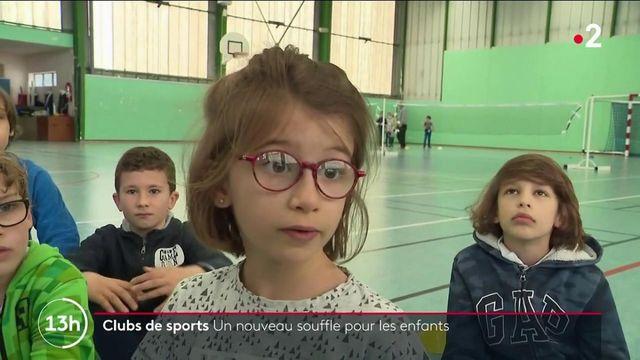 Déconfinement : la réouverture des clubs de sport en intérieur ravit les enfants et leurs parents