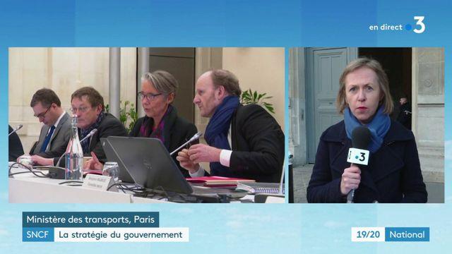 """SNCF : """"Les positions du gouvernement et des syndicats sont toujours très éloignées"""""""