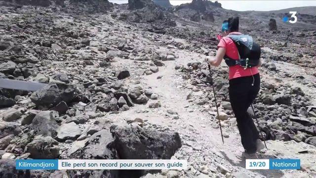Tanzanie : une Française sacrifie son record pour sauver son guide sur le Kilimandjaro