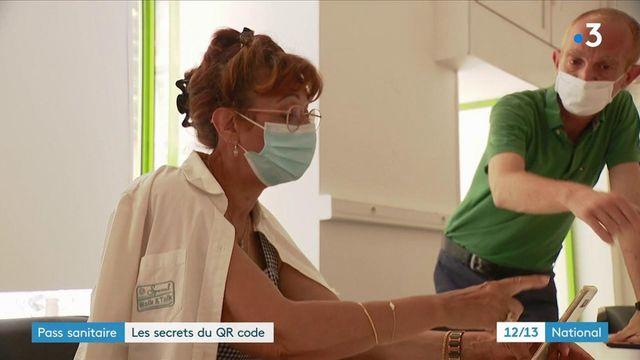 Pass sanitaire : à Nice, des ateliers pour aider les personnes âgées avec les outils numériques