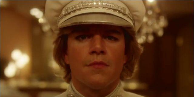 Matt Damon interprète le rôle de Scott Horson, le jeune amant de Liberace  (HBO Films)
