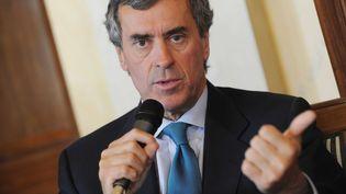 Jérôme Cahuzac, alors député PS du Lot-et-Garonne, le 2 juin 2010, à Paris. (WITT/SIPA)