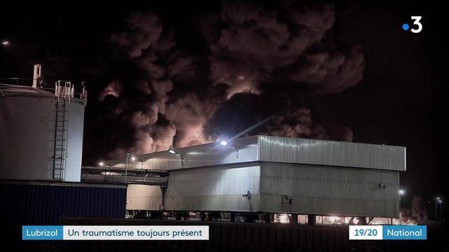 Explosion de l'usine Lubrizol : deux ans plus tard, le traumatisme est toujours là