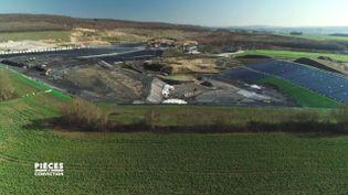 En plein parc naturel régional, la carrière de calcaire qui met le Vexin en colère (PIÈCES A CONVICTION / FRANCE 3)