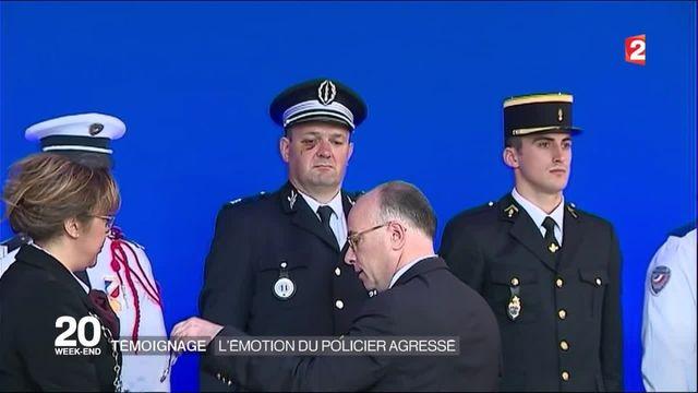 Kevin Philippy, l'adjoint de sécurité violemment agressé décoré et promu gardien de la paix