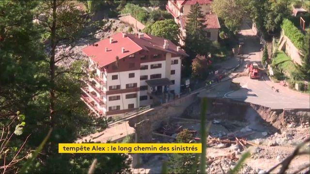 Témoignage : les sinistrés de Saint-Martin Vésubie