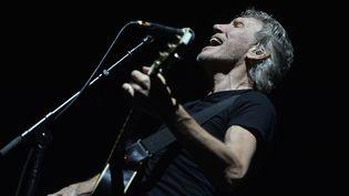 Roger Waters au Stade olympique de Berlin (4 septembre 2013)  (Odd Andersen / AFP)
