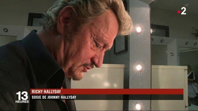 Johnny Hallyday : un sosie fait salle comble, un an après la mort du Taulier