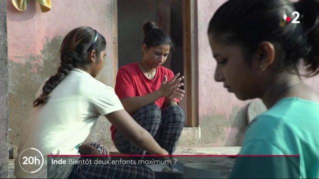 Inde : vers une limitation du nombre d'enfants ?