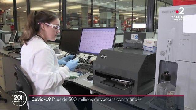 Covid-19 : la France, l'Allemagne, l'Italie et les Pays-Bas précommandent plus de 300 millions de vaccins au laboratoire AstraZeneca
