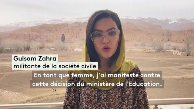 Afghanistan : les Afghanes protestent contre une interdiction de chanter