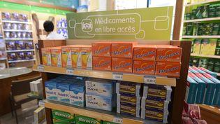 Illustration pharmacie, des médicaments en accès libre à Paris, septembre 2014 ( WITT / SIPA)