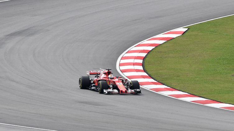 Sebastian Vettel  (ROSLAN RAHMAN / AFP)
