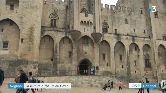 Avignon : faire perdurer la culture en pleine crise sanitaire