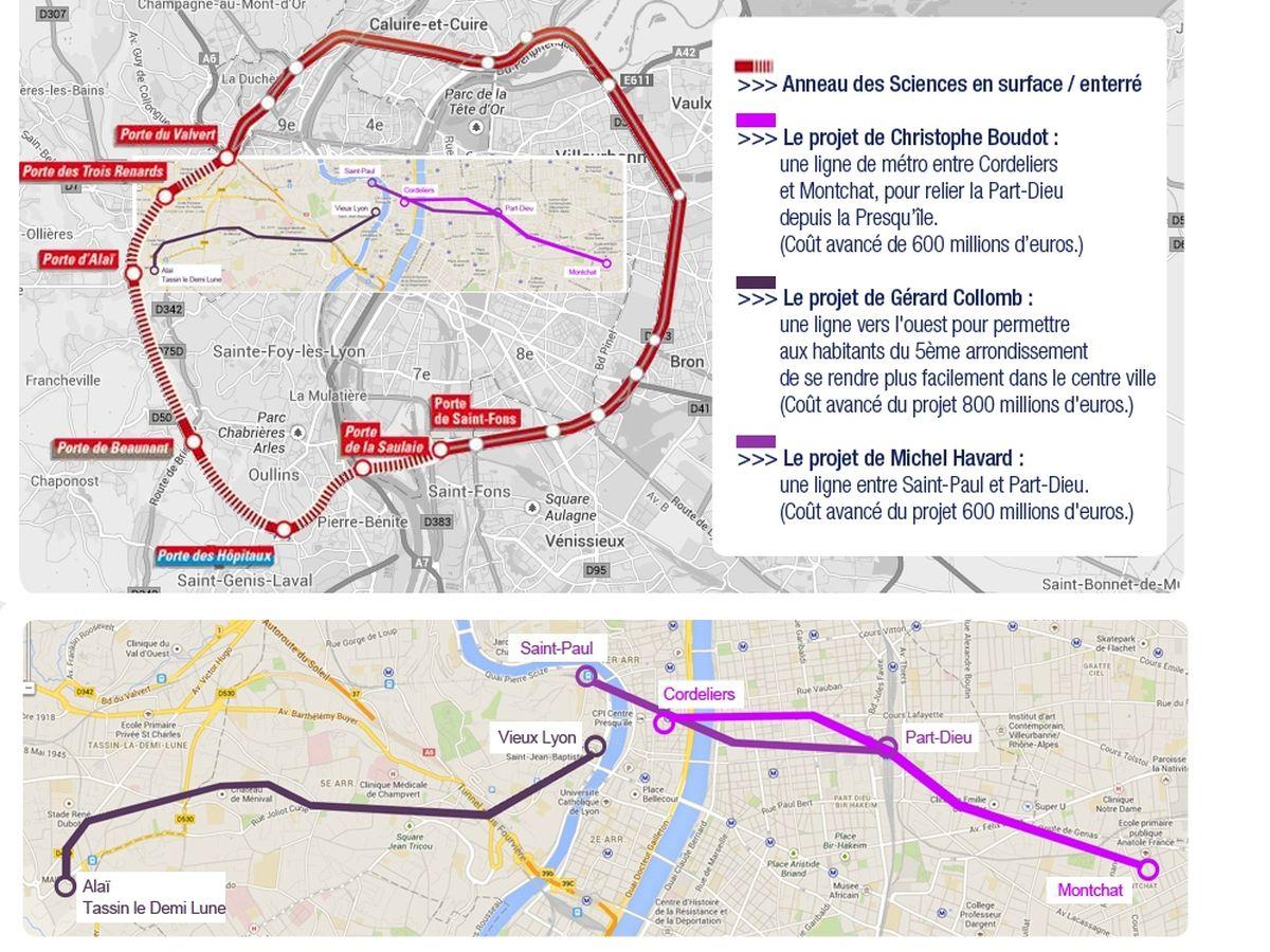 Lyon Les Transports Au Cœur De La Campagne Municipale