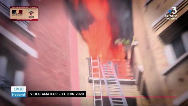 Paris : Djalega Léon Gnahoré, l'homme qui a sauvé les habitants d'un immeuble en feu