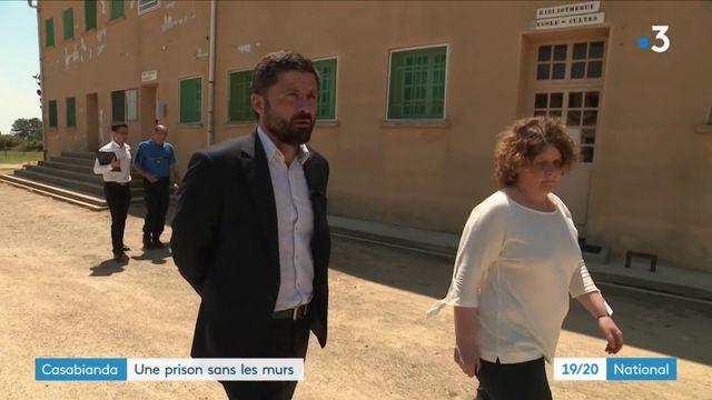 Casabianda : une prison sans les murs