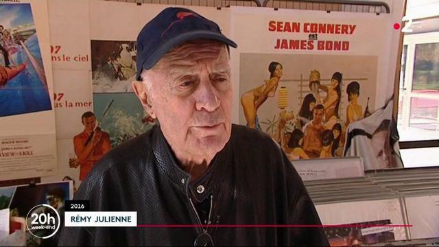 Cinéma : hommage à Rémy Julienne, le roi des cascadeurs français