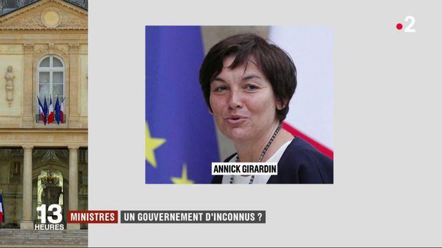 Gouvernement : les Français connaissent peu les ministres