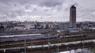 La Tour Pleyel, le 27 février 2017. (Photo d'illustration) (MAXPPP)