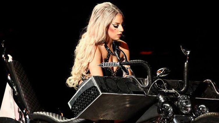 Lady Gaga en concert à Bangkok, le 25 mai 2012  (Yoshika Horita / Lady Gaga Tour / AFP)