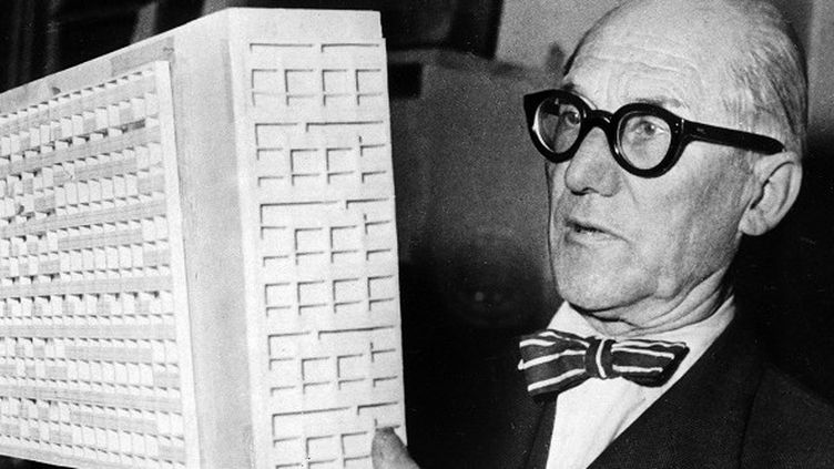 17 sites Le Corbusier concourent à l'inscription du Patrimoine mondial de l'UNESCO  (ZUMAPRESS)