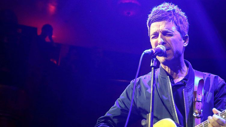 Noel Gallagher  (Richard Young/REX/REX/SIPA)
