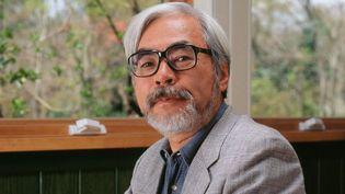 Le maître du film d'animation japonais Hayao Miyazaki, en 2009  (KOBAL / THE PICTURE DESK)
