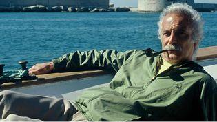 Georges Brassens en mai 1981  (GALMICHE/TF1/SIPA)
