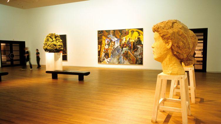 Une salle du Musée des beaux-arts de Montréal (Canada), le 14 juillet 2006. (RIEGER BERTRAND / HEMIS.FR / AFP)
