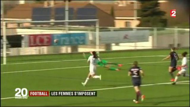 Sport : le football féminin en pleine expansion