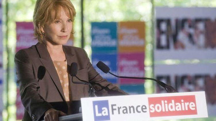 "Nathalie Baye dans ""Les Hommes de l'ombre""  (France 2)"
