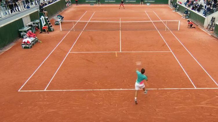 Roland-Garros : triste bilan pour les tricolores (FRANCEINFO)
