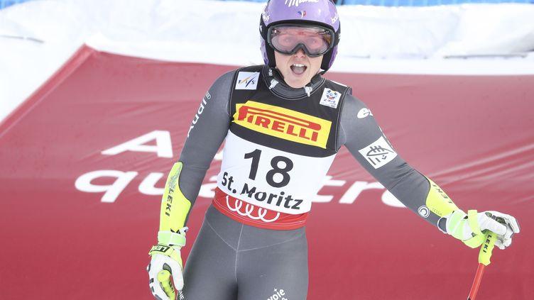 La skieuse française Tessa Worley (MICHAEL KAPPELER / DPA)