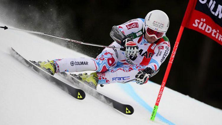 Le skieur français Thomas Fanara