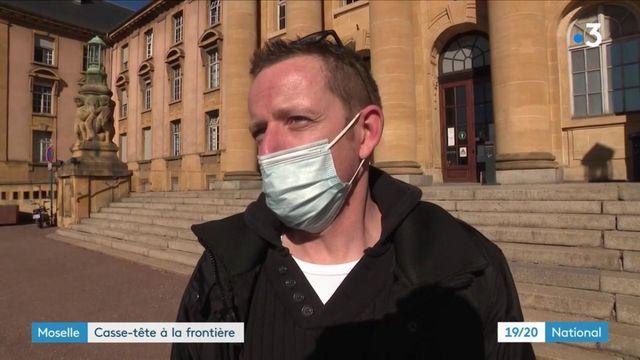 Moselle : les Français frontaliers doivent présenter un test négatif pour entrer en Allemagne