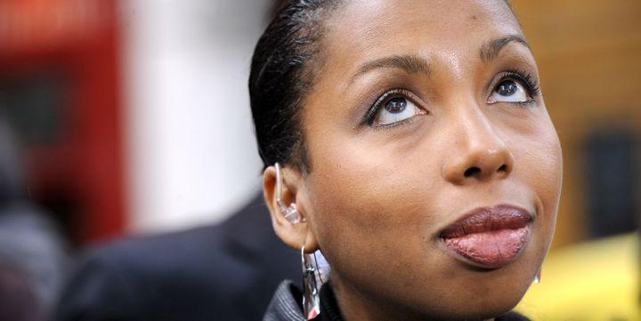 Marie NDiaye  (Bertrand Guay/AFP)