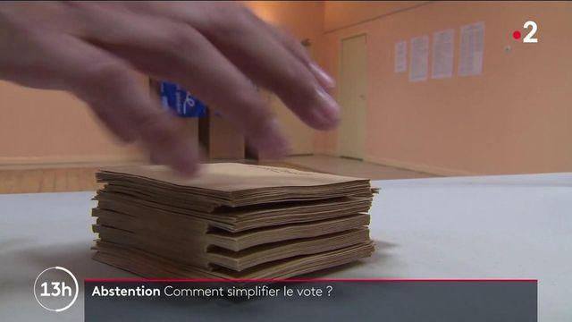 Élections : le vote dématérialisé pourrait-il permettre de lutter contre l'abstention ?