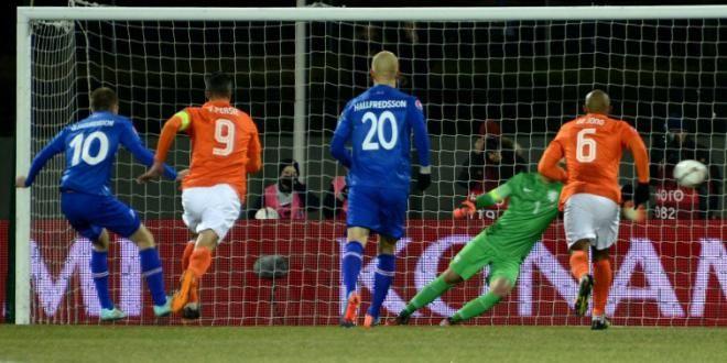 L'Islande a sorti les Pays-Bas dans un groupe très relevé