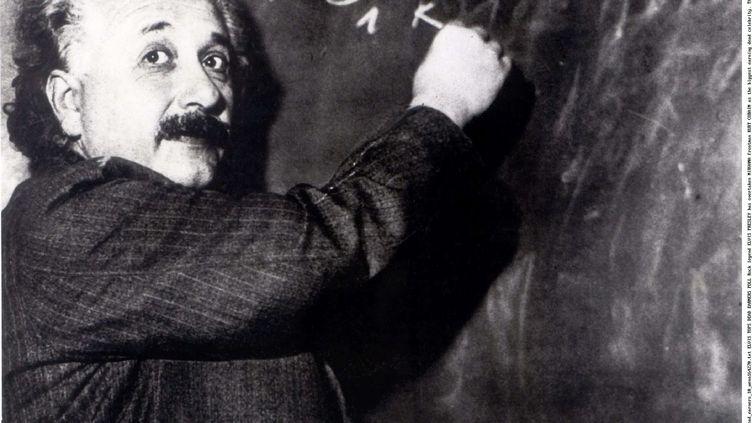 L'astrophysicien Albert Einstein avait un quotient intellectuel (QI) estimé à 160, selon le test de l'association Mensa. (WENN / SIPA)