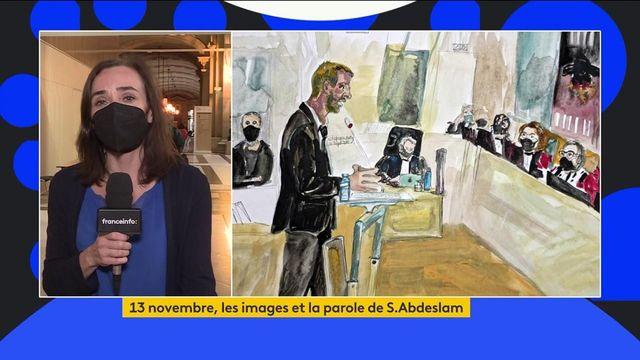 Procès du 13-Novembre : nouvelle provocation de Salah Abdeslam